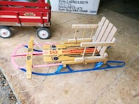 Childs champion sled with seat Thurmont, 21788