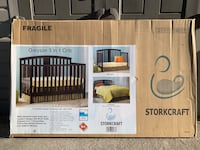 Greyson 3 in 1 baby crib new never used  Los Angeles, 90059