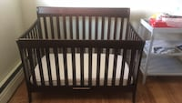 Baby crib ages 0 months - 3 years  Burlington, L7T 3Z5