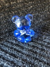 blue and clear glass spoon pipe Vacaville, 95688