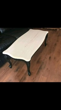 Marble top coffee table + 2 side tables  Toronto, M6S 1A5