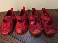 Size 3 and 4 baby shoes  Coquitlam, V3E 2B4