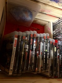 10.00 each for any PS3 games for sale Newmarket, L3Y 2Y9