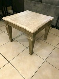 Marble Coffee table /Side table