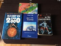three assorted-title DVD cases 1005 km