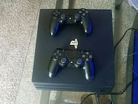 1TB PS4 Pro and 2 Controllers Rocky Mount, 27804