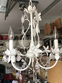 Chandelier white, French Country,  Las Vegas, 89117