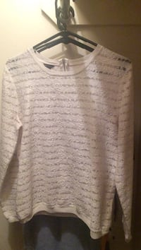 Ann Taylor Lace Sweater Freeport, 61032