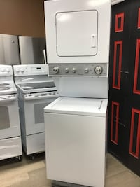 "24"" WHIRLPOOL WASHER&DRYER STACKABLE NEW MODEL- BEST MAN APPLIANCES"