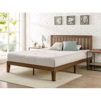 Mew in the box queen platform bed frame Bakersfield, 93311