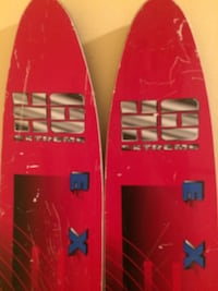 Water skis for sale  Edmonton, T6H 3B5