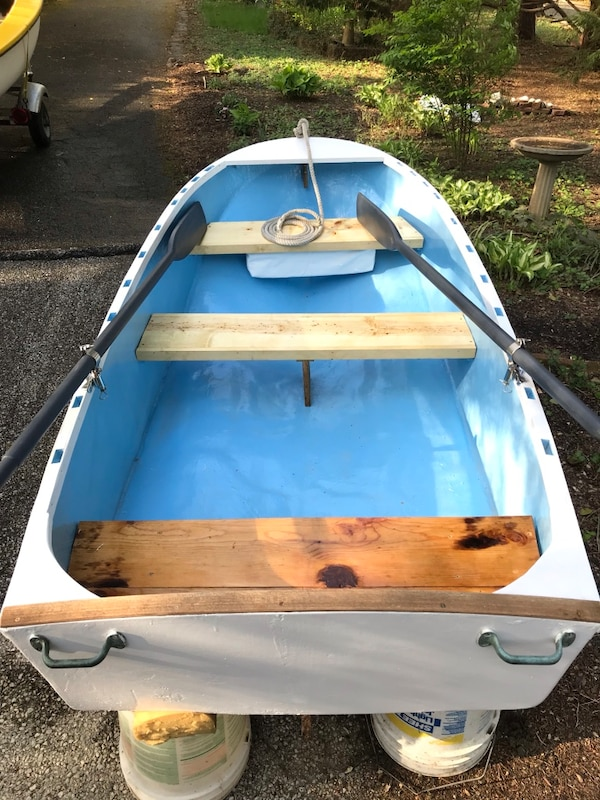 Rowing Dinghy 5