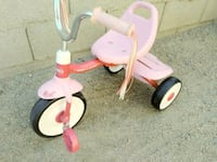 Toddlers Pink Radio Flyer Trike Phoenix, 85009