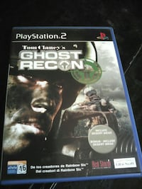 PS2 Ghost recon Barcelona, 08002