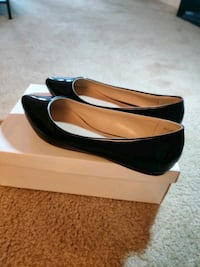 Dream Paris pointed toe black flats size 10 Milford Mill, 21244