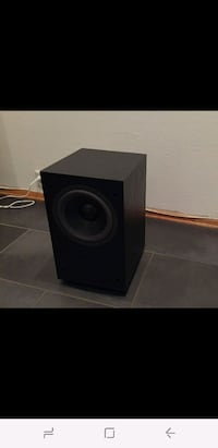 "Mirage FRX S8 - 8"" Powered Active Subwoofer Frekhaug, 5918"