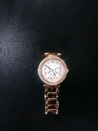 Michael Kors Womens Watch Silver Spring, 20910