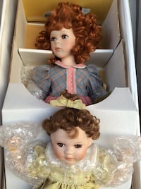 Large Porcelain Dolls  Apple Valley, 92308