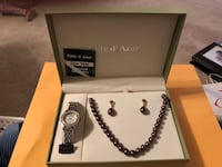 Women Watch and Jewelry Gift Set. Silver Spring, 20906