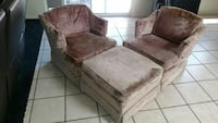 FRENCH LOVE CHAIRS