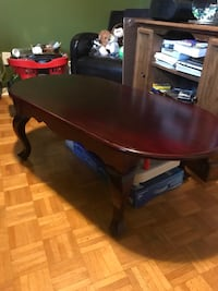 Solid cherry coffee table Oakville, L6L 3L9