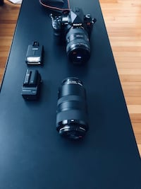 Sony DSLR 850a Camera with accessories Columbia, 21046