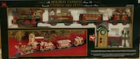 New bright holiday express train set no. 178 Georgetown, L7G 1R5