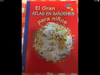 Atlas para niños/as Barcelona, 08032