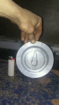 Little silver knome plate  Tacoma, 98444