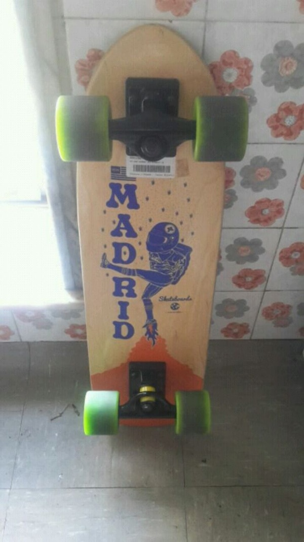 Skateboard Madrid