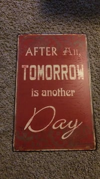 after all tomorrow is another day artwork Louisville, 40217