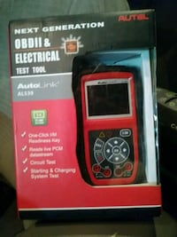 New AUTEL obd2 & electrical test tool $80 obo. Los Angeles, 90022