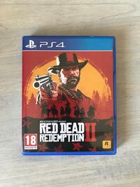 Red Dead Redemption 2 PS4 oyun Nilüfer, 16140