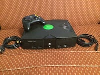 Original Microsoft XBOX with Cords and Controller Tested and Working Unionville
