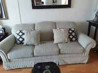 Couch in great condition from the BAY  Toronto, M4K 1M7