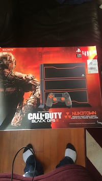 Collectors Edition Zombies Ps4 Black Ops Console Penticton, V2A 8V1