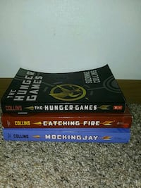 The Hunger Games Trilogy West Fargo, 58078
