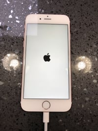iPhone 6s 128gig Rose Gold 548 km