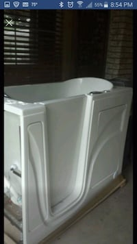 WALK IN TUB, never installed Lafayette, 70507