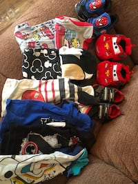 4t toddler clothes and shoes Winter Haven, 33881