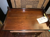 French heritage wooden serving tray  Hackensack, 07601