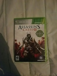 Xbox 360 Assassin's Creed III game case Watertown, 37184