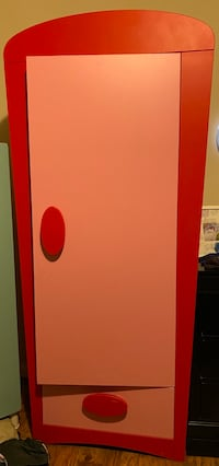 Ikea Wardrobe Red and Pink Falls Church, 22041