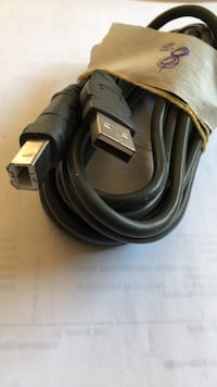 Printer cable 8 feet Surrey, V4N 3H1