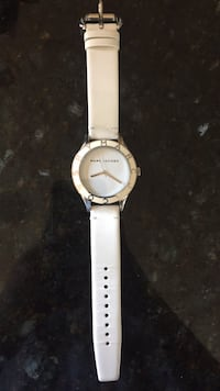 Chic White Marc Jacobs watch! Washington, 20037