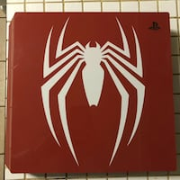 PS4 PRO SPIDERMAN EDITION Upper Marlboro