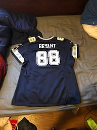Dee Bryant on field jersey Hutto, 78634