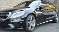 2015 Mercedes-Benz S-Class S63 AMG 4Matic Sedan –ASK ABOUT FINANCING!!- Vancouver, V5V 2H6