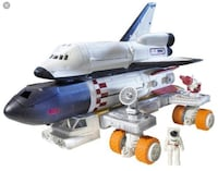 MATCHBOX Mega Rig Space Shuttle Laguna Niguel, 92677
