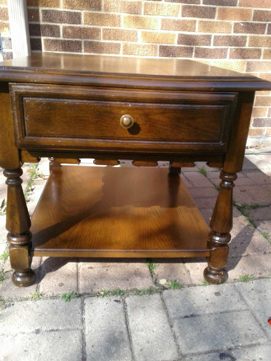 Used Conant Ball Furniture Maker End Table In Fort Worth Veronica Talamanteconant